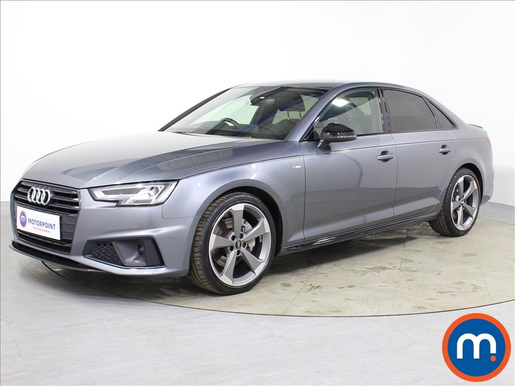 Audi A4 Black Edition - Stock Number 1068537 Passenger side front corner