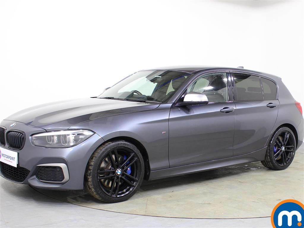 BMW 1 Series M140i Shadow Edition - Stock Number 1069984 Passenger side front corner