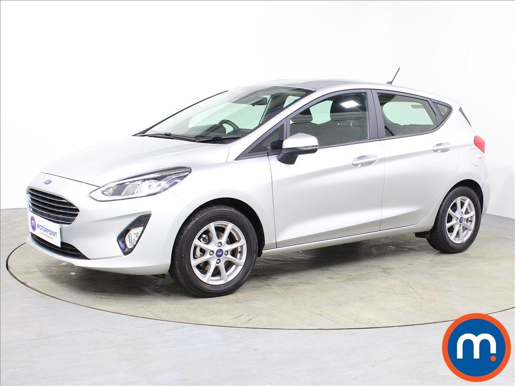 Ford Fiesta Zetec - Stock Number 1067543 Passenger side front corner