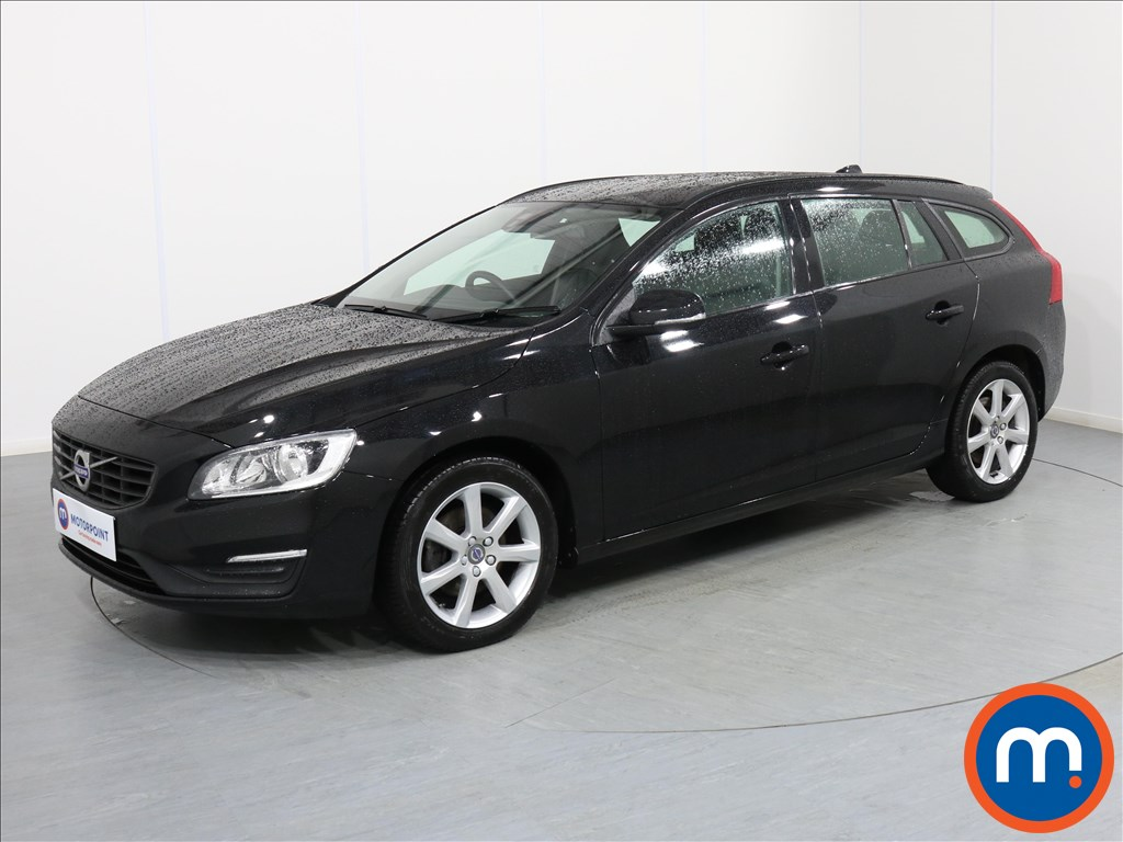 Volvo V60 Business Edition Lux - Stock Number 1069323 Passenger side front corner