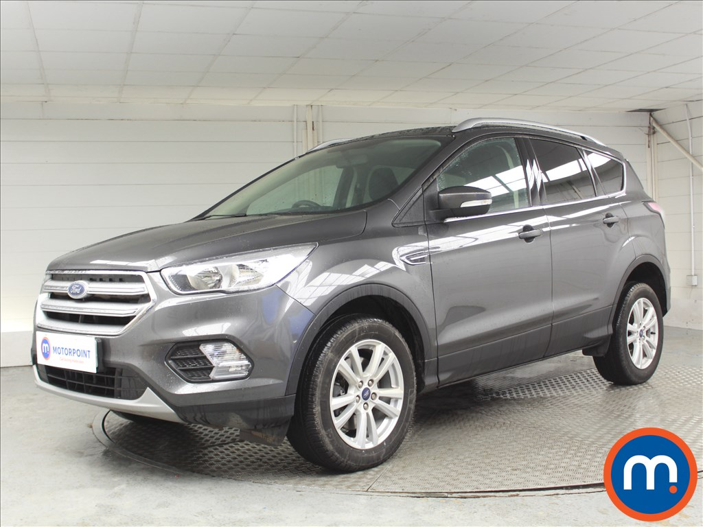 Ford Kuga Zetec - Stock Number 1071729 Passenger side front corner