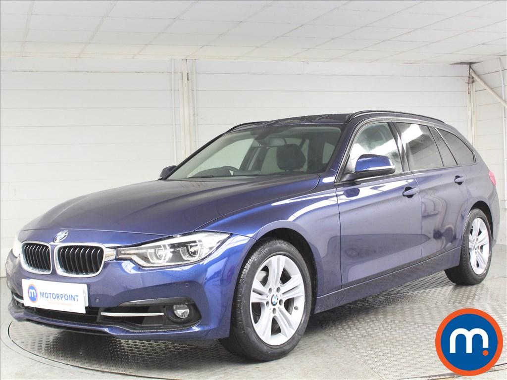 BMW 3 Series Sport - Stock Number 1070371 Passenger side front corner