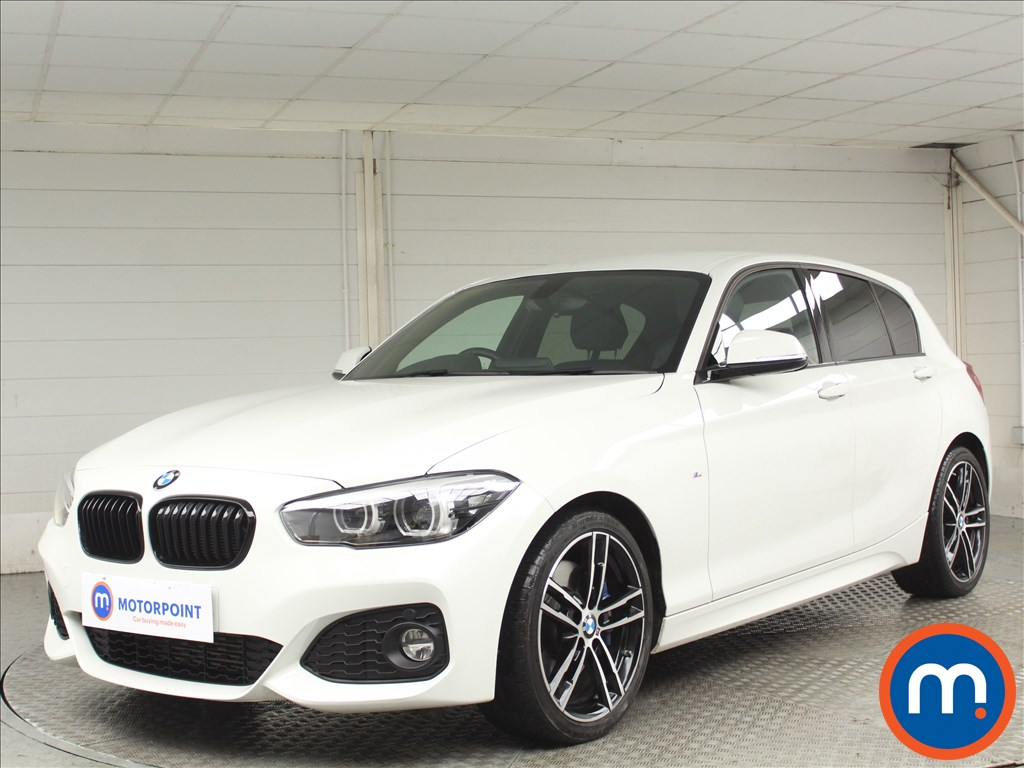 BMW 1 Series M Sport Shadow Edition - Stock Number 1071237 Passenger side front corner