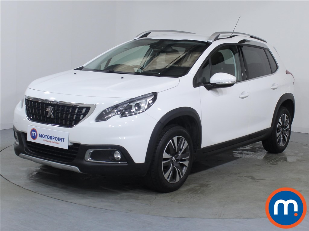 Peugeot 2008 Allure - Stock Number 1069789 Passenger side front corner