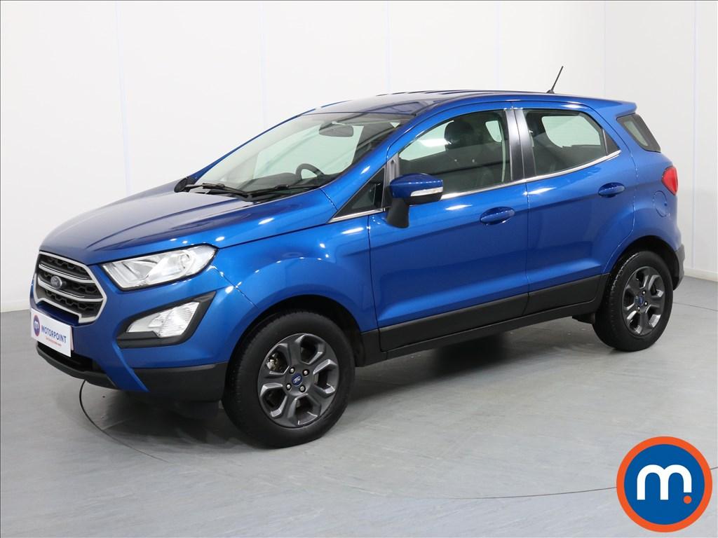 Ford Ecosport Zetec - Stock Number 1071208 Passenger side front corner