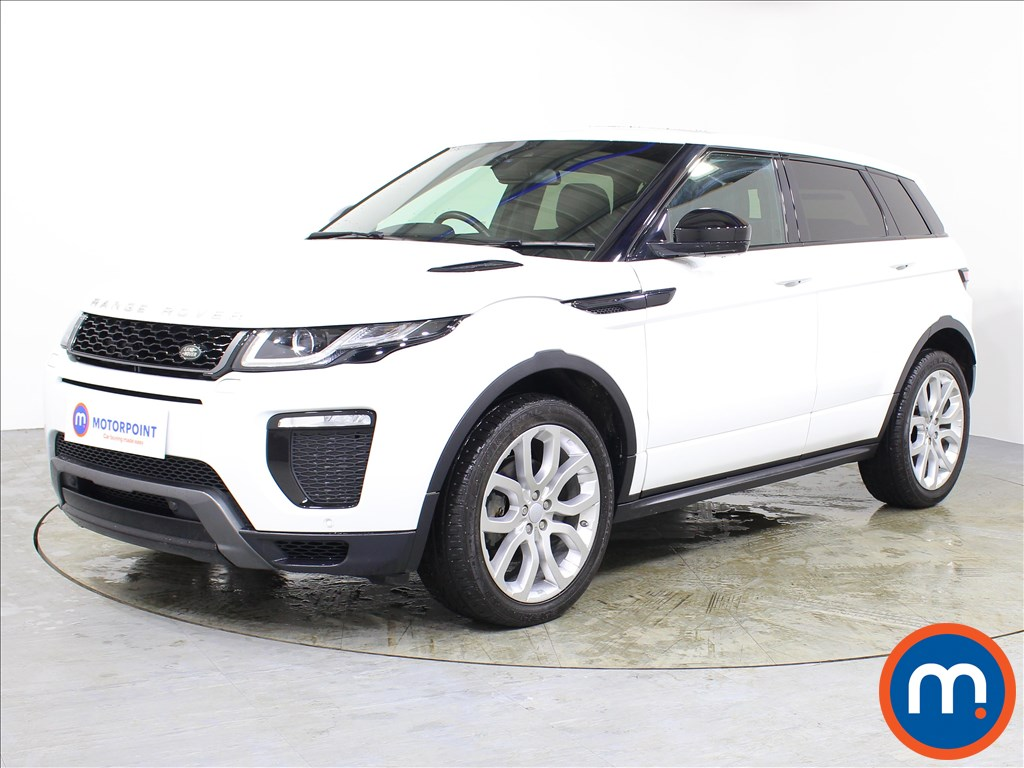Land Rover Range Rover Evoque HSE Dynamic - Stock Number 1069516 Passenger side front corner