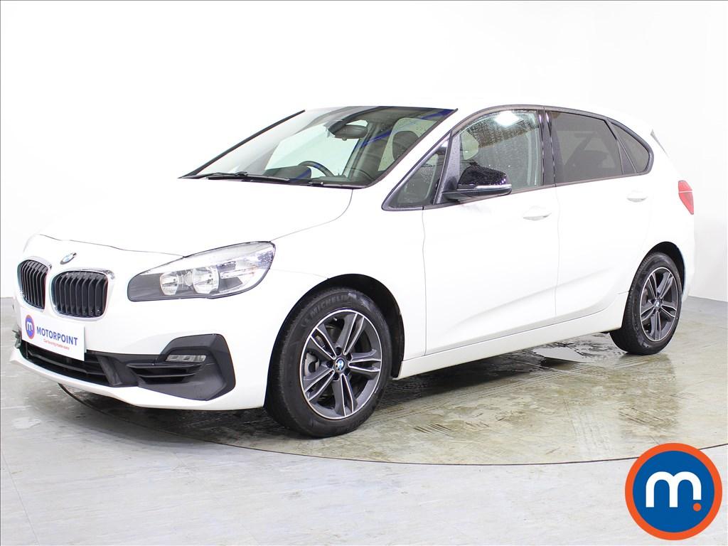 BMW 2 Series Sport - Stock Number 1068833 Passenger side front corner