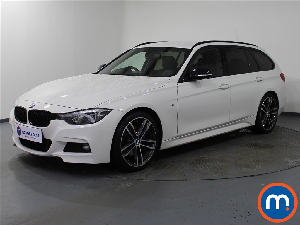 BMW 3 Series M Sport Shadow Edition - Stock Number 1072977 Passenger side front corner