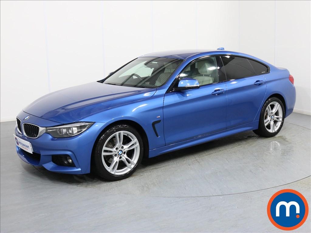 BMW 4 Series M Sport - Stock Number 1072297 Passenger side front corner