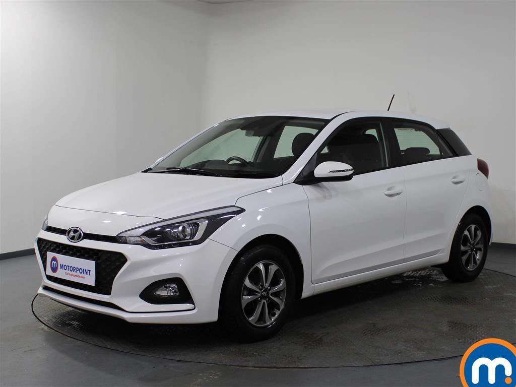 Hyundai I20 SE - Stock Number 1061532 Passenger side front corner