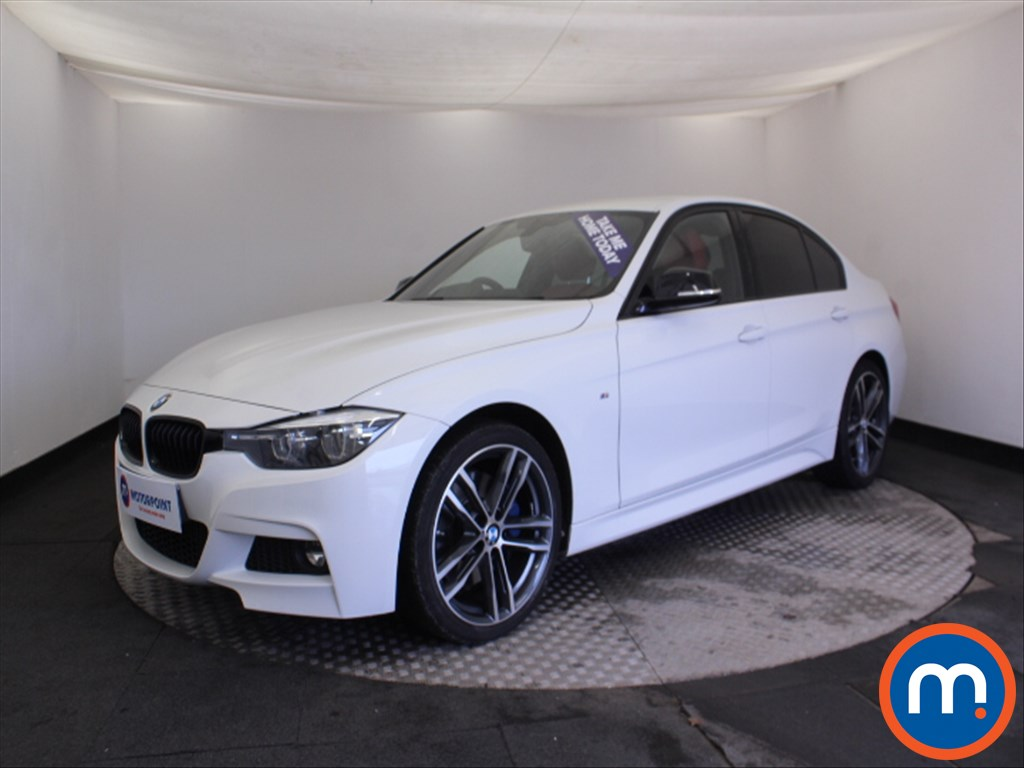 BMW 3 Series M Sport Shadow Edition - Stock Number 1070605 Passenger side front corner