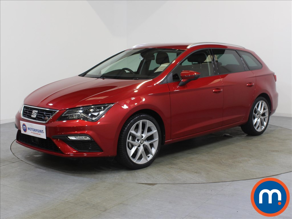 Seat Leon FR Technology - Stock Number 1071075 Passenger side front corner