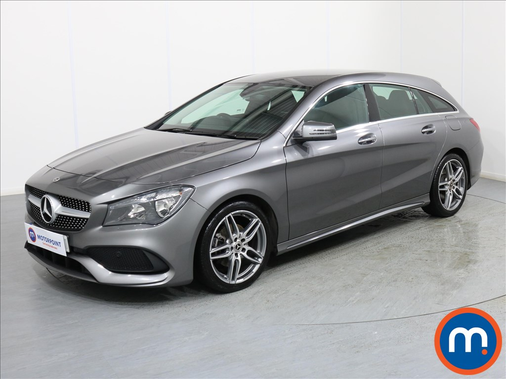 Mercedes-Benz Cla Class AMG Line Edtion - Stock Number 1070389 Passenger side front corner