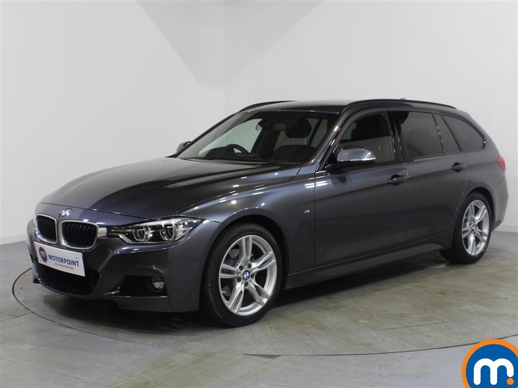 BMW 3 Series M Sport - Stock Number 1069785 Passenger side front corner