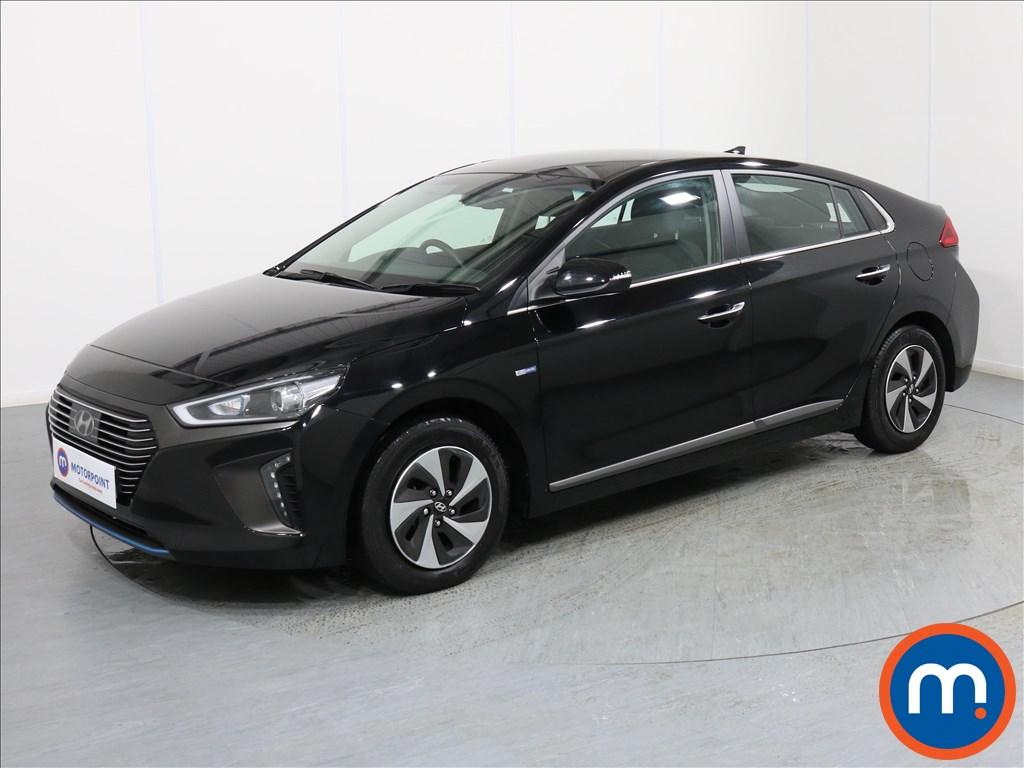 Hyundai Ioniq Premium - Stock Number 1067460 Passenger side front corner