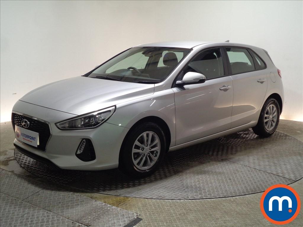 Hyundai I30 S - Stock Number 1067669 Passenger side front corner