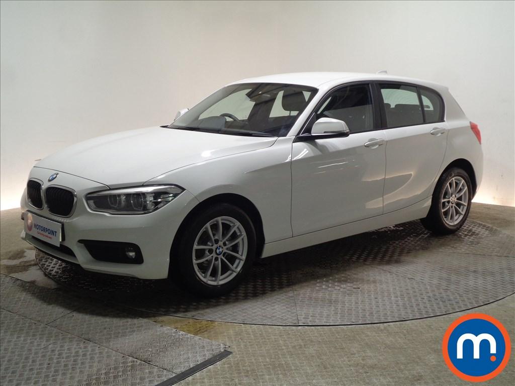 BMW 1 Series SE Business - Stock Number 1066599 Passenger side front corner
