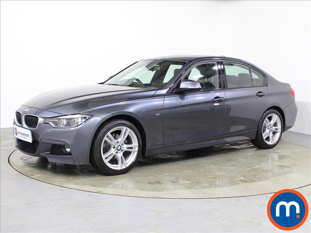 BMW 3 Series M Sport - Stock Number 1070234 Passenger side front corner