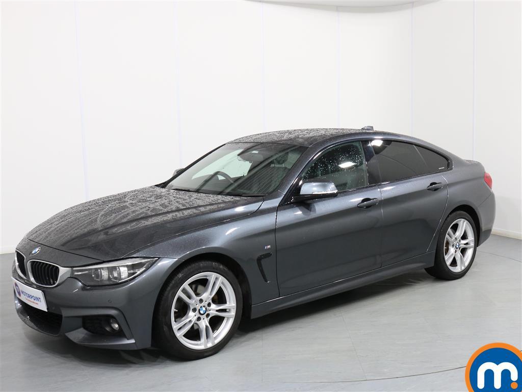 BMW 4 Series M Sport - Stock Number 1069968 Passenger side front corner