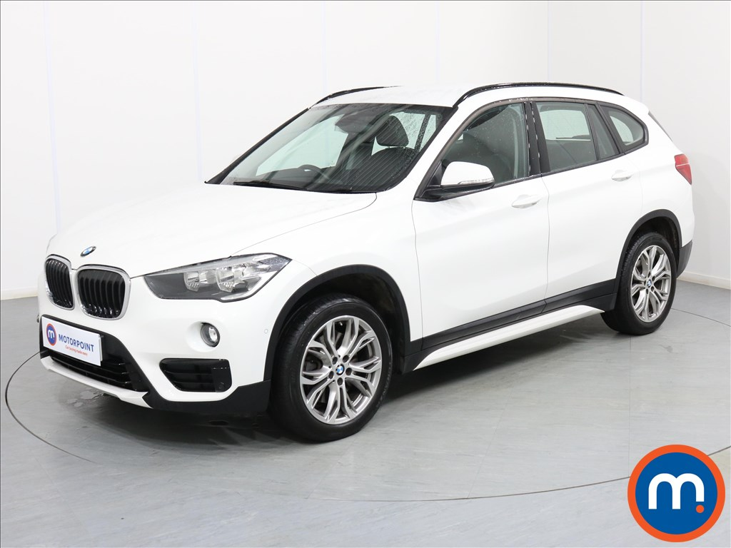 BMW X1 Sport - Stock Number 1071738 Passenger side front corner
