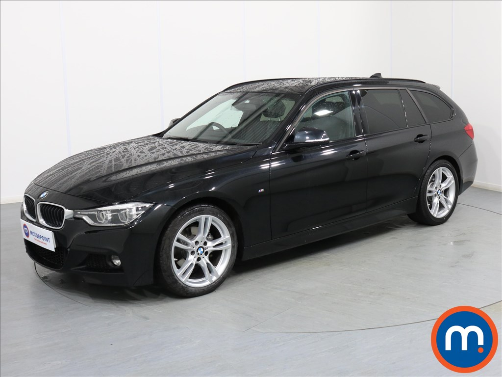 BMW 3 Series M Sport - Stock Number 1069820 Passenger side front corner