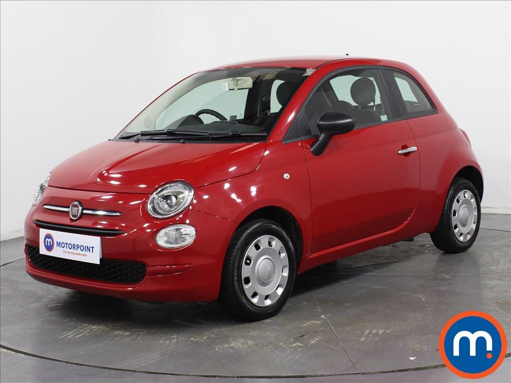 Fiat 500 Pop - Stock Number 1068277 Passenger side front corner