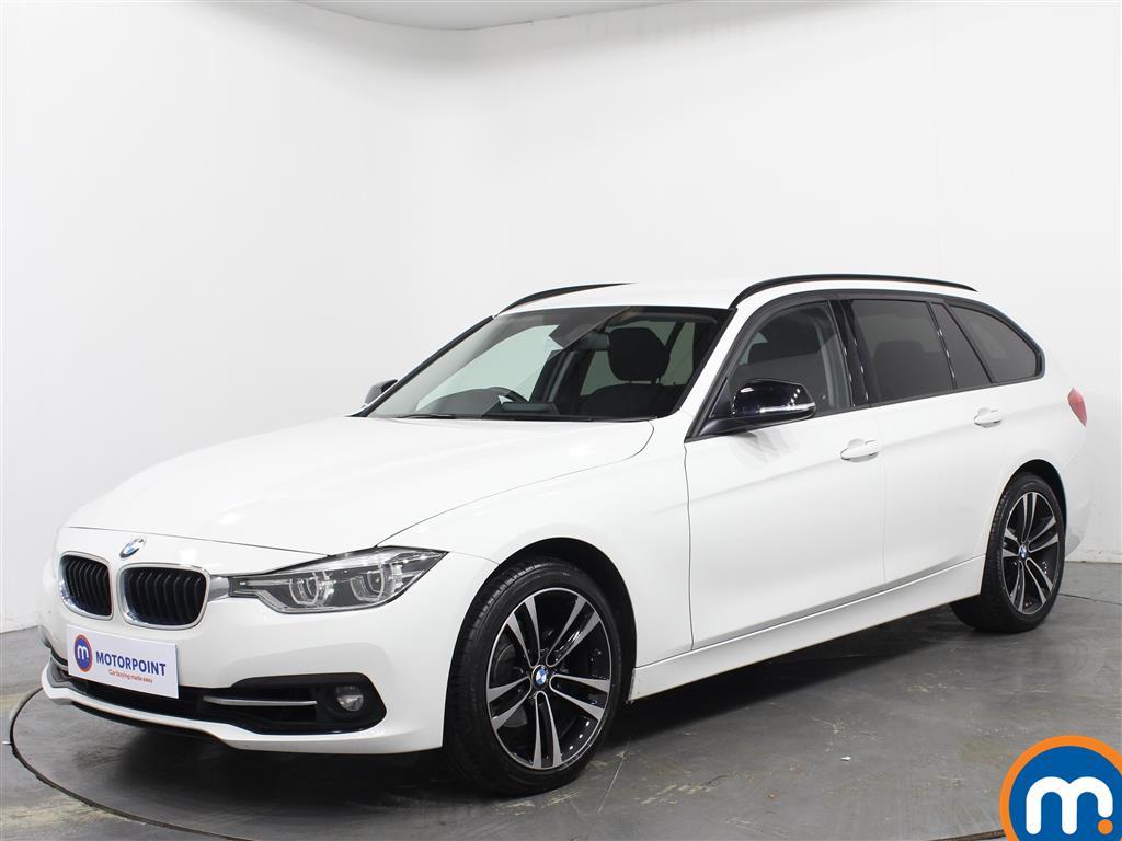 BMW 3 Series Sport - Stock Number 1065032 Passenger side front corner