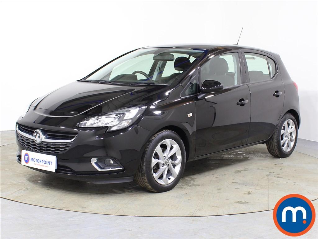 Vauxhall Corsa SRi Nav - Stock Number 1068467 Passenger side front corner