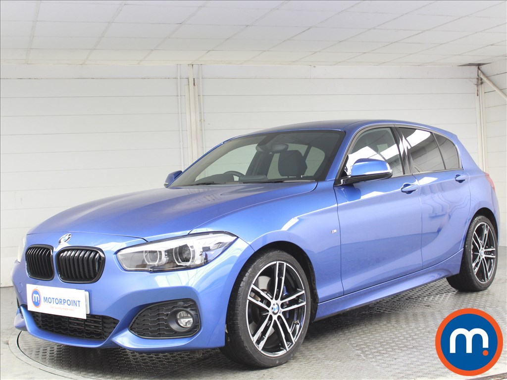 BMW 1 Series M Sport Shadow Edition - Stock Number 1071235 Passenger side front corner