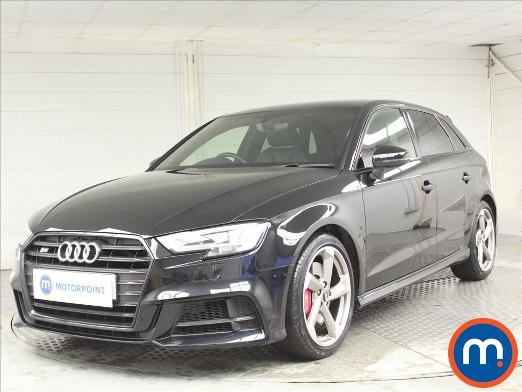 Audi A3 S3 Black Edition - Stock Number 1070548 Passenger side front corner