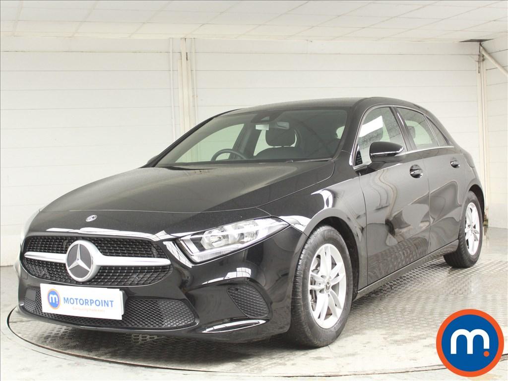 Mercedes-Benz A Class SE - Stock Number 1071655 Passenger side front corner