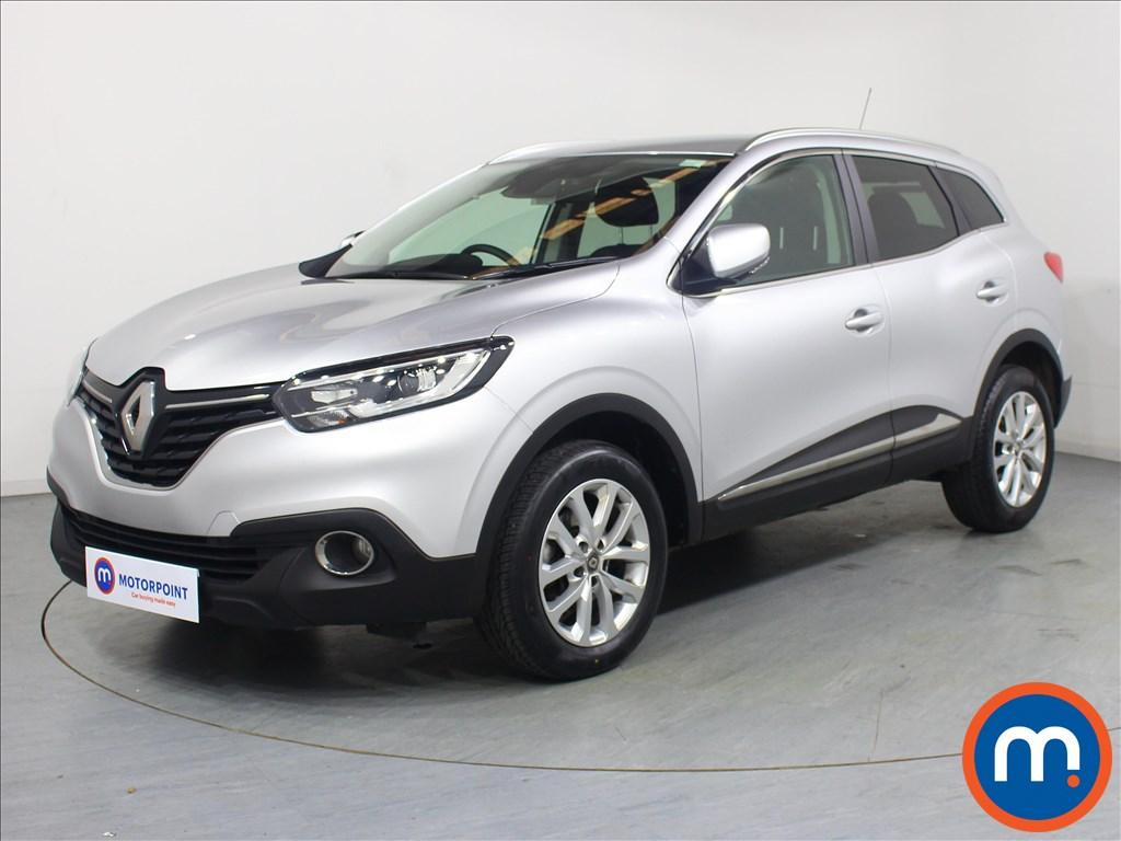 Renault Kadjar Dynamique Nav - Stock Number 1065130 Passenger side front corner