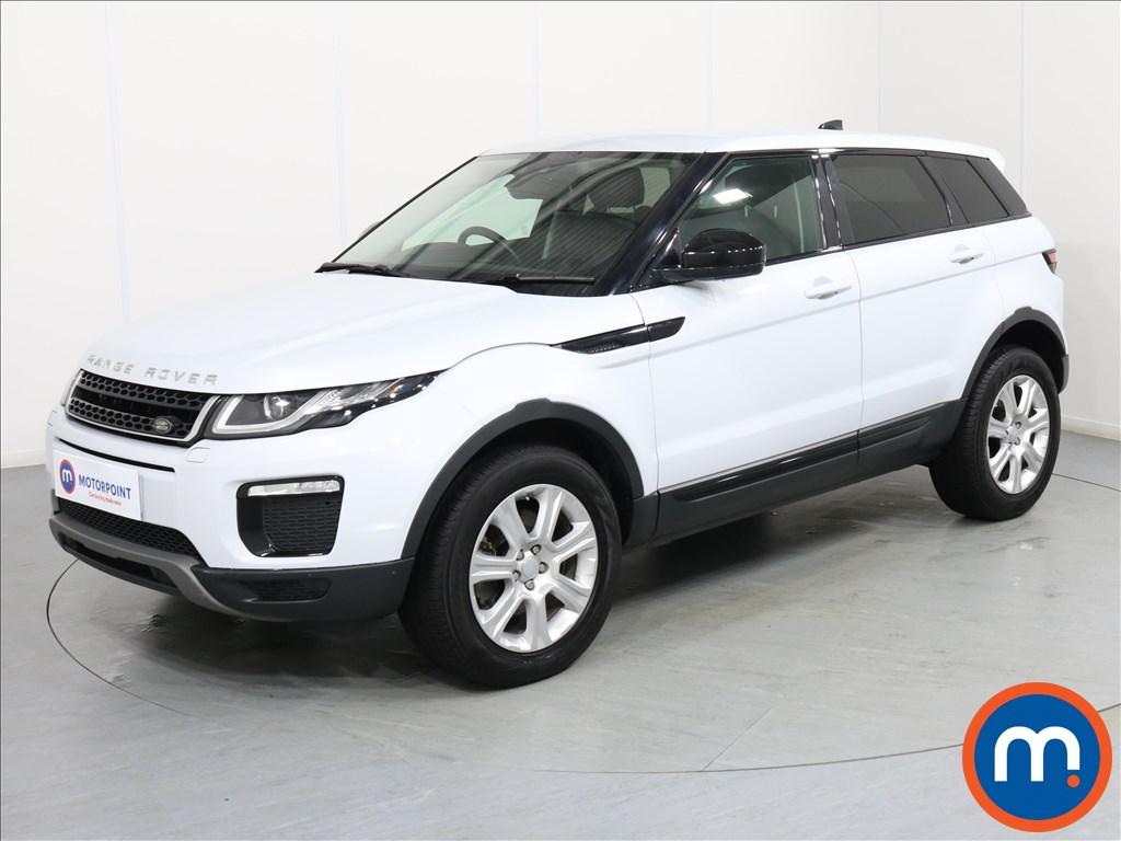 Land Rover Range Rover Evoque SE Tech - Stock Number 1070889 Passenger side front corner