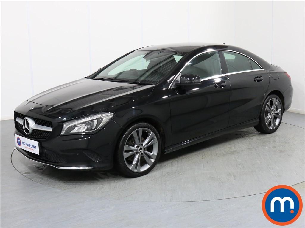Mercedes-Benz Cla Class Sport - Stock Number 1071768 Passenger side front corner