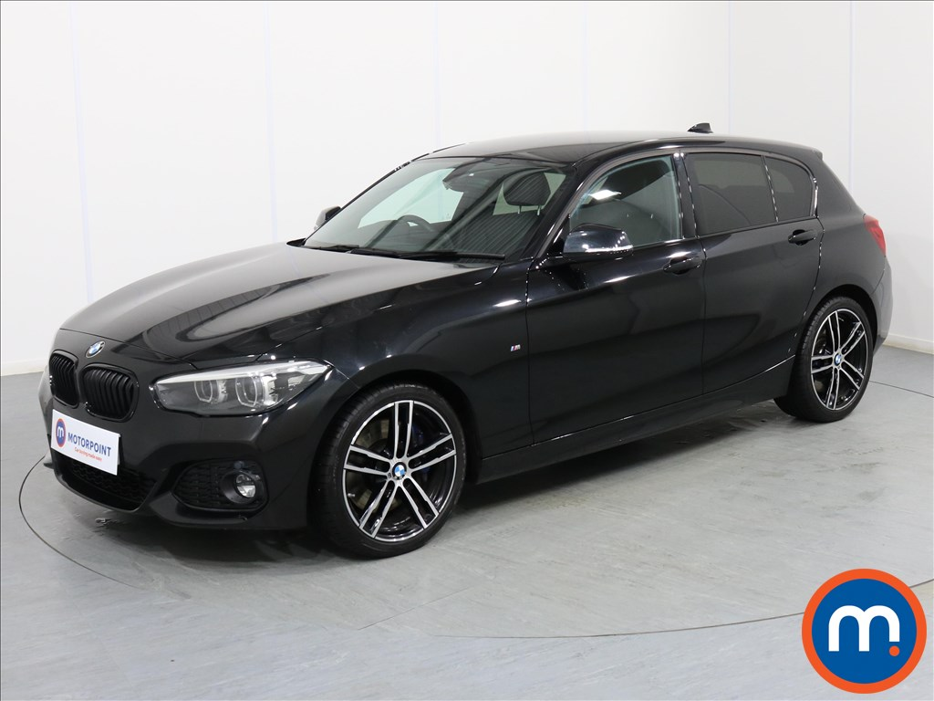 BMW 1 Series M Sport Shadow Edition - Stock Number 1069290 Passenger side front corner