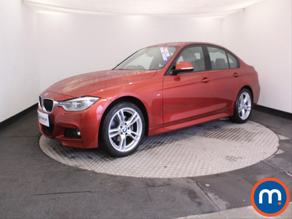 BMW 3 Series M Sport - Stock Number 1067735 Passenger side front corner