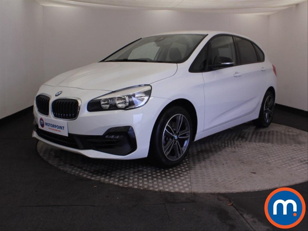 BMW 2 Series Sport - Stock Number 1068843 Passenger side front corner