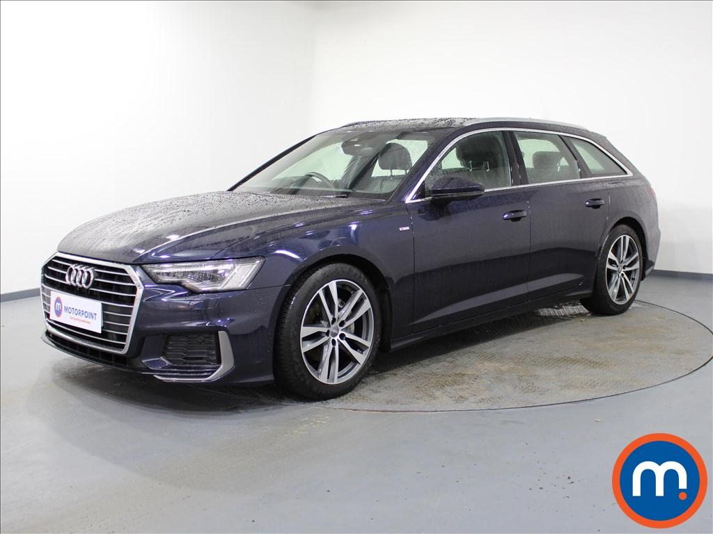 Audi A6 S Line - Stock Number 1071570 Passenger side front corner