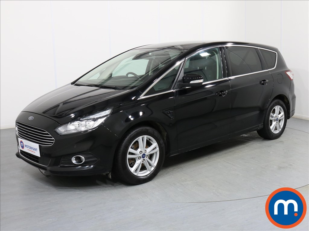 Ford S-Max Titanium - Stock Number 1068270 Passenger side front corner