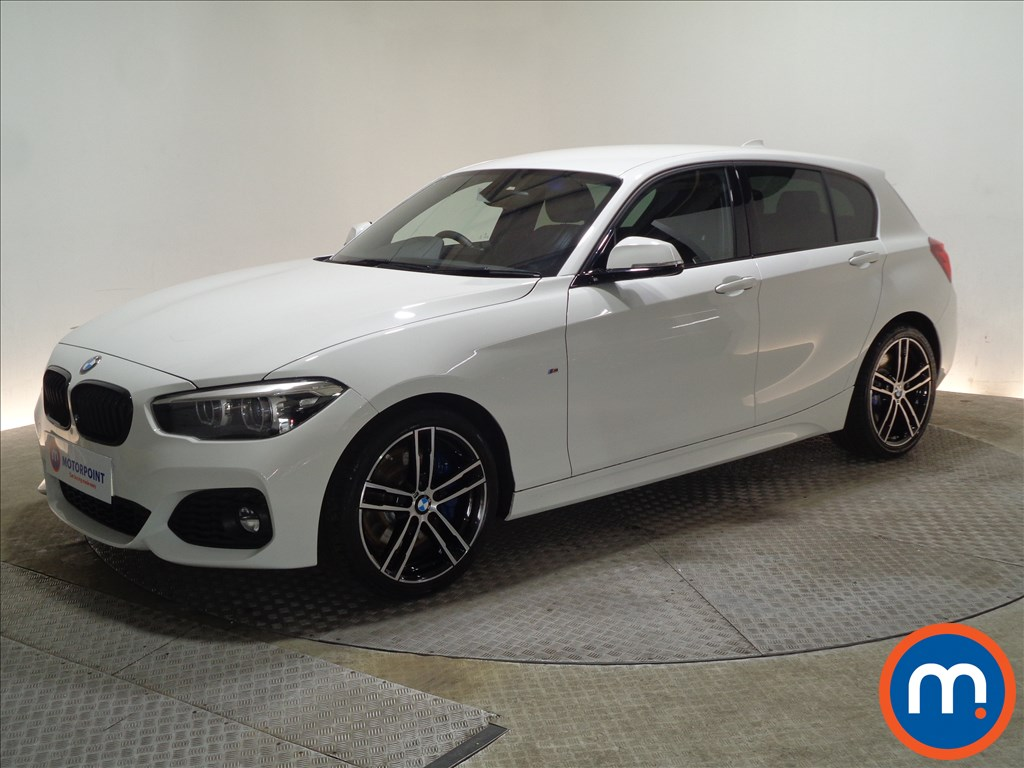 BMW 1 Series M Sport Shadow Edition - Stock Number 1071242 Passenger side front corner