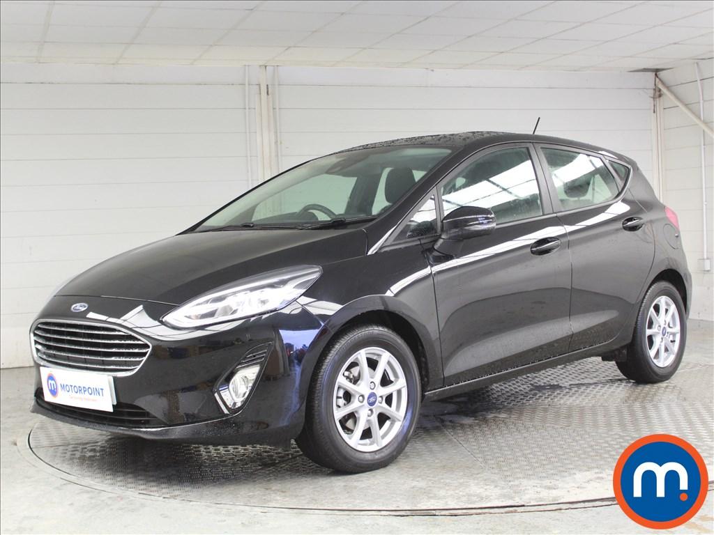 Ford Fiesta Zetec - Stock Number 1069176 Passenger side front corner
