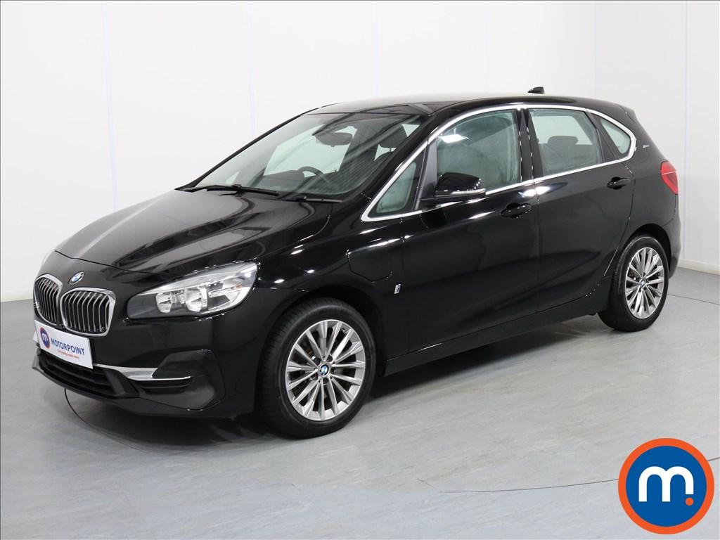 BMW 2 Series Luxury - Stock Number 1071219 Passenger side front corner