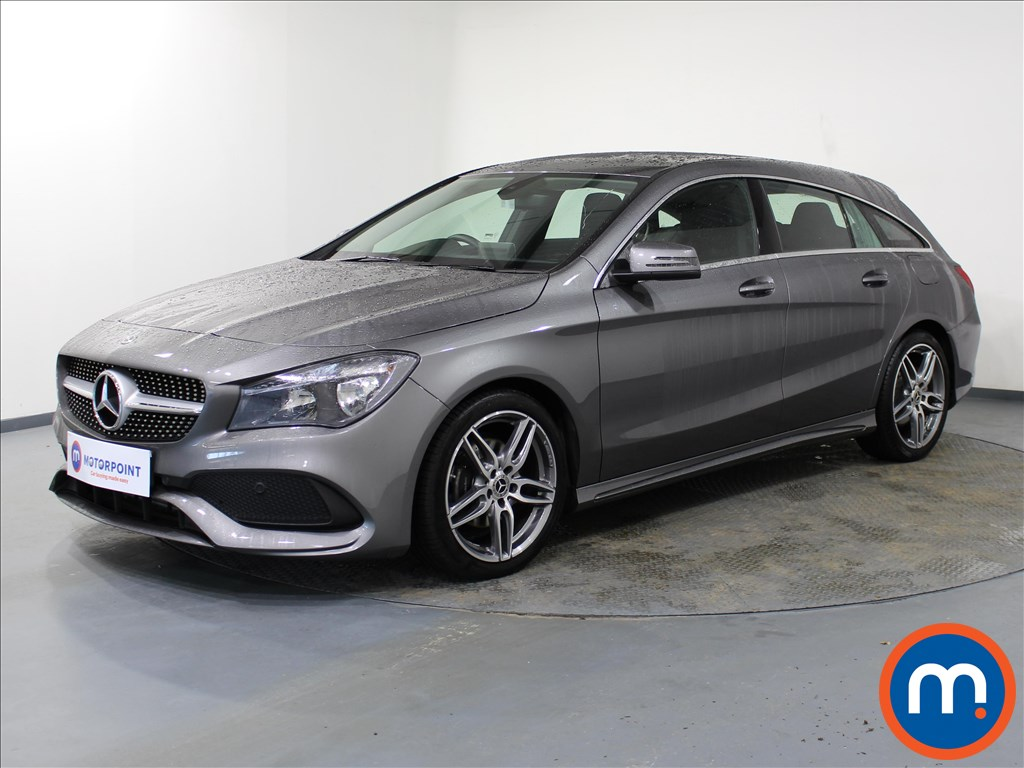 Mercedes-Benz Cla Class AMG Line Edtion - Stock Number 1071348 Passenger side front corner