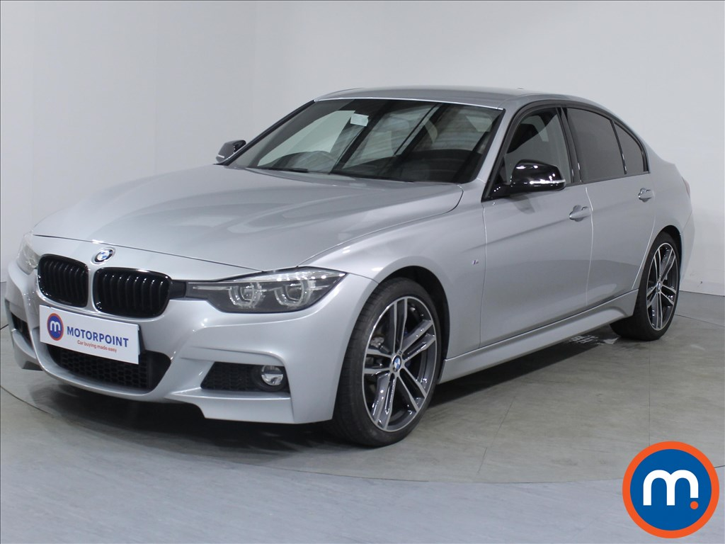 BMW 3 Series M Sport Shadow Edition - Stock Number 1071203 Passenger side front corner