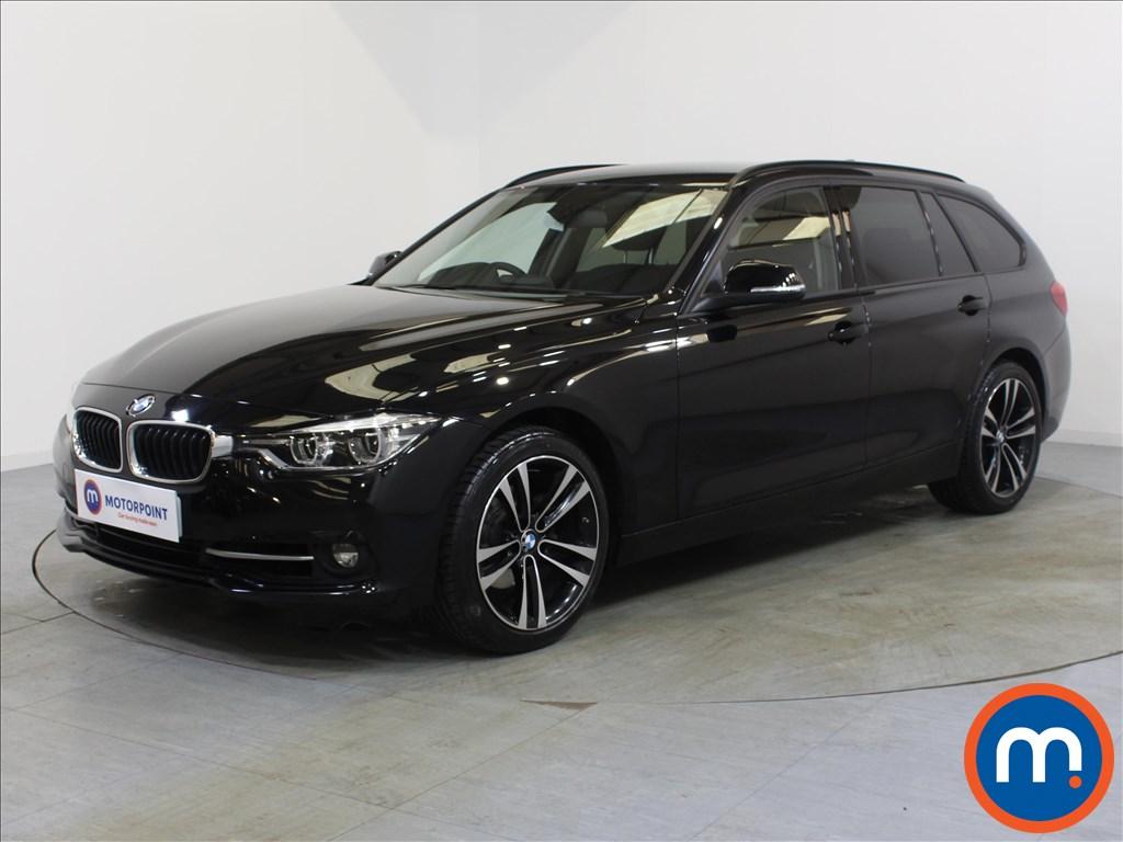 BMW 3 Series Sport - Stock Number 1065035 Passenger side front corner