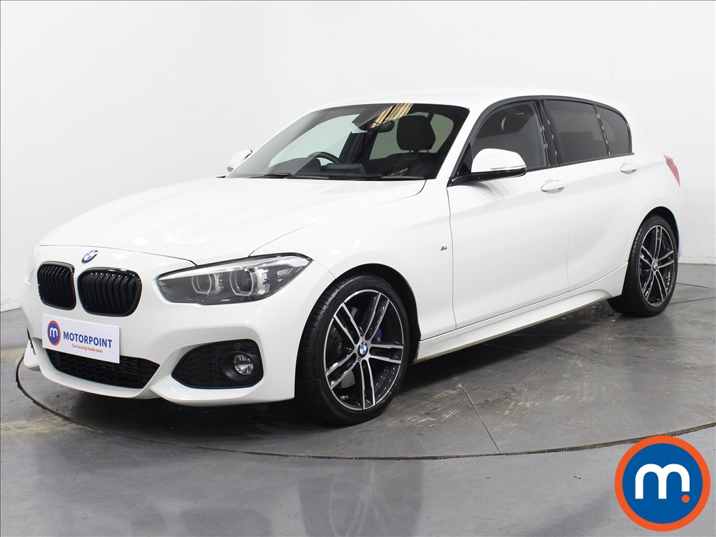 BMW 1 Series M Sport Shadow Edition - Stock Number 1071254 Passenger side front corner