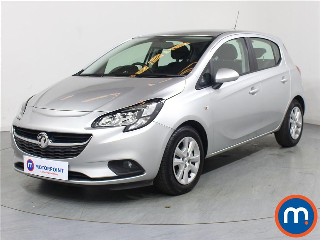Vauxhall Corsa Design - Stock Number 1071119 Passenger side front corner