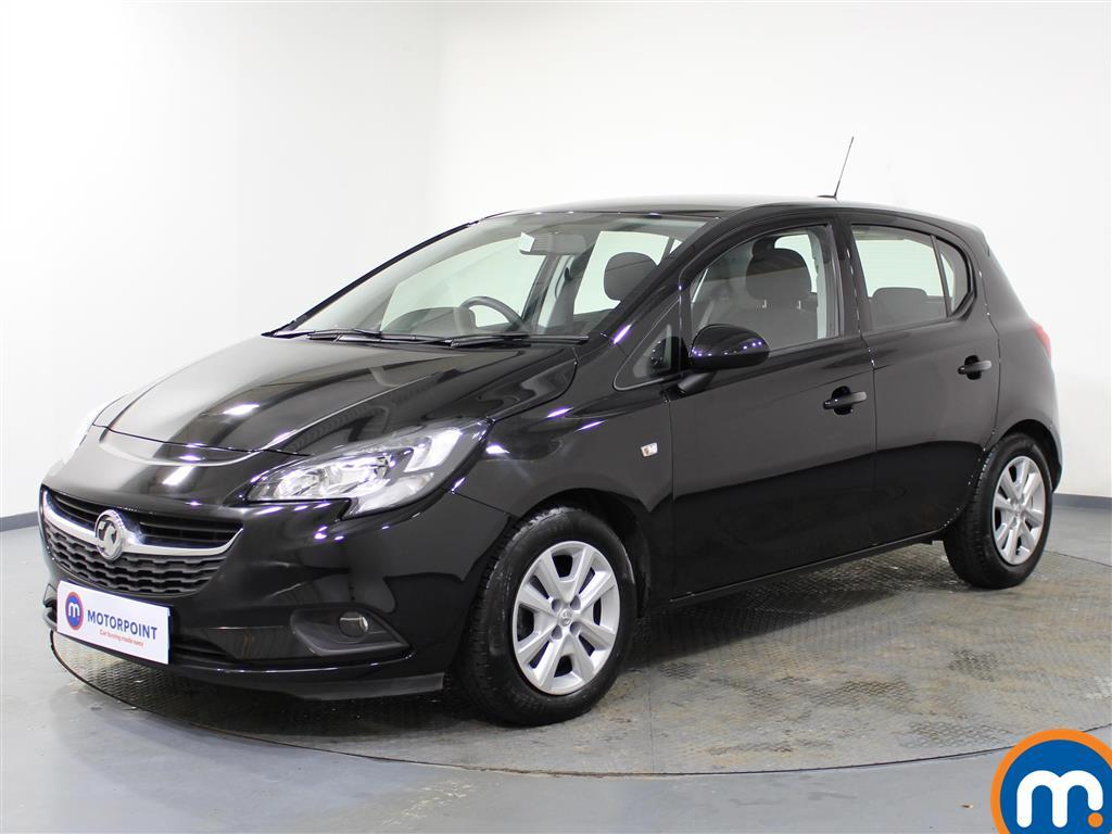Vauxhall Corsa Design - Stock Number 1071912 Passenger side front corner