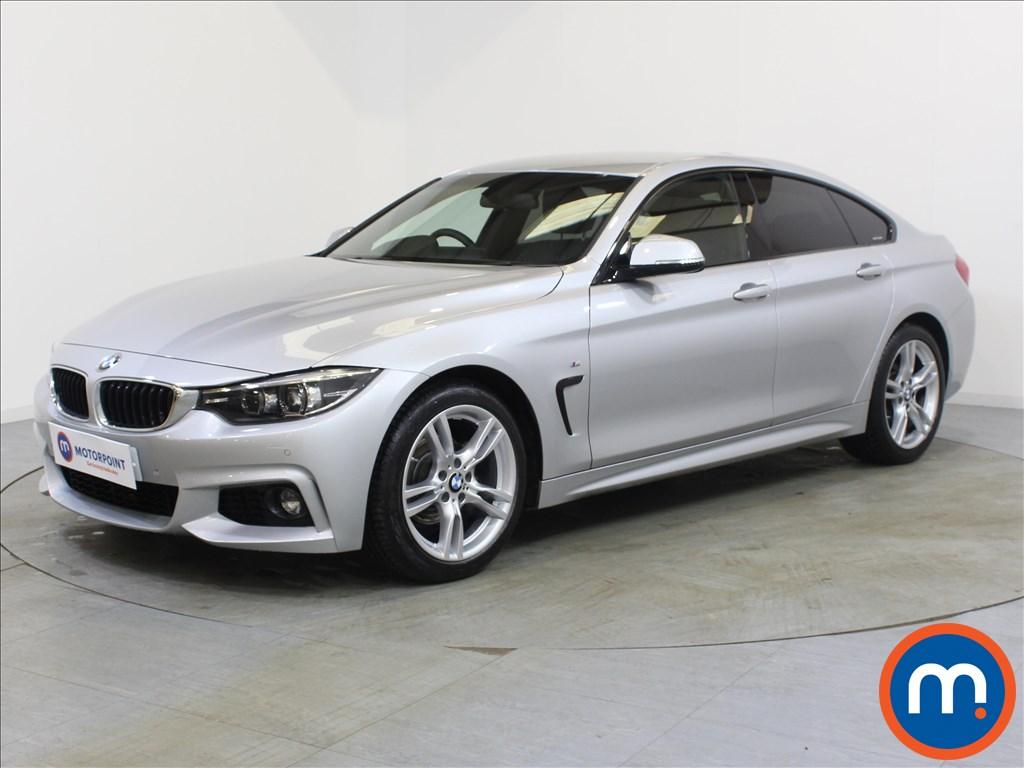 BMW 4 Series M Sport - Stock Number 1069049 Passenger side front corner