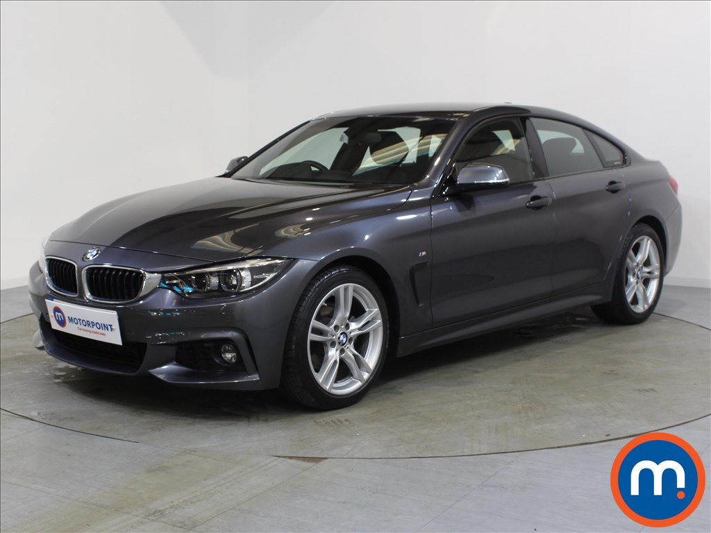 BMW 4 Series M Sport - Stock Number 1071059 Passenger side front corner